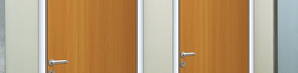 2 deuren toilet