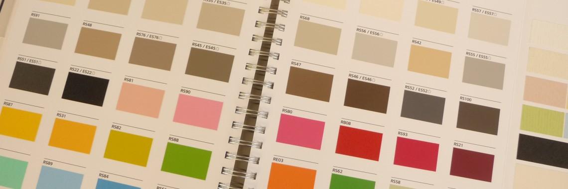 deurcoating HPL kleuren